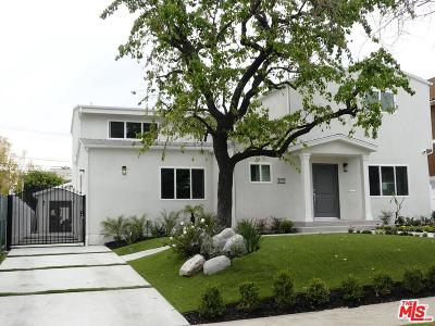 Los Angeles Single Family Home For Sale: 441 North Mansfield Avenue