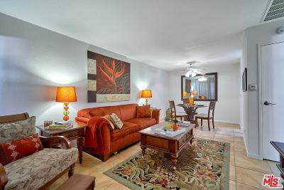 Palm Springs Condo/Townhouse For Sale: 420 North Villa Court #207