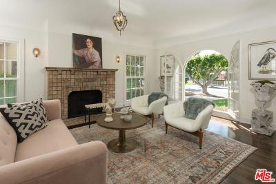 Los Angeles Single Family Home For Sale: 890 South Bronson Avenue
