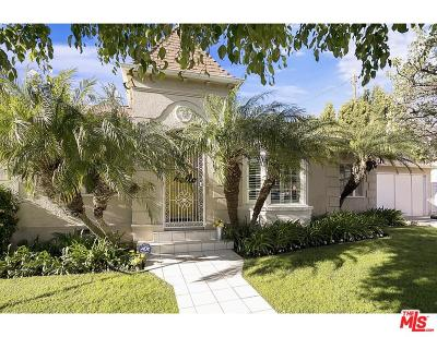 Los Angeles CA Single Family Home For Sale: $1,595,000