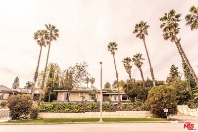 Los Angeles County Single Family Home For Sale: 8540 Mulholland Drive