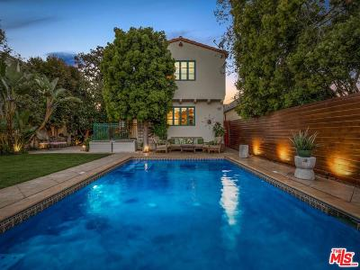 Sherman Oaks Single Family Home For Sale: 4218 Costello Avenue