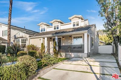 Studio City Single Family Home Active Under Contract: 4150 Kraft Avenue