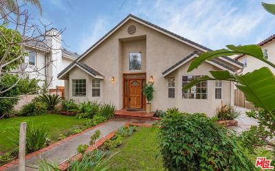 Sherman Oaks Single Family Home For Sale: 4642 Lemona Avenue