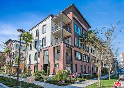 Playa Vista Rental Active Under Contract: 12510 West Fielding Circle #4