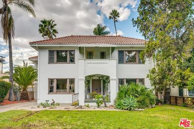 Los Angeles CA Single Family Home For Sale: $1,499,000