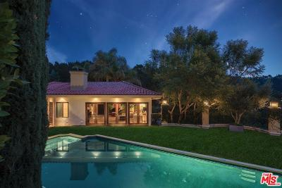 Beverly Hills Single Family Home For Sale: 9635 Cedarbrook Drive