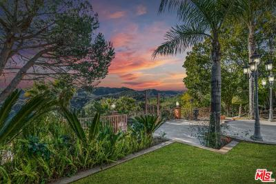 Los Angeles Single Family Home For Sale: 2457 Pesquera Drive