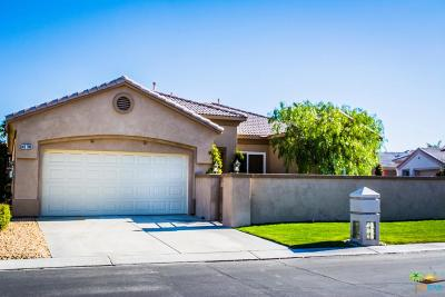Indio Single Family Home For Sale: 43786 Royal Saint George Drive