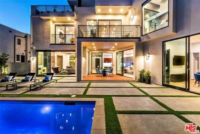 Los Angeles CA Single Family Home For Sale: $4,495,000