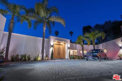 Beverly Hills Single Family Home For Sale: 9565 Cherokee Lane
