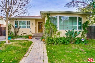 Single Family Home For Sale: 136 South Vista Street