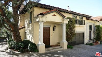 Pasadena Condo/Townhouse For Sale: 54 North Arroyo