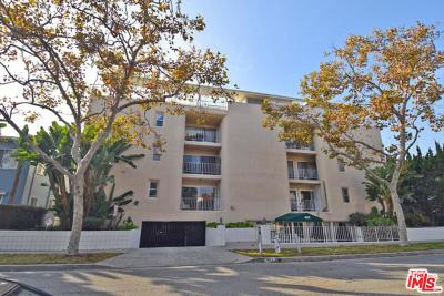 Beverly Hills Condo/Townhouse Sold: 423 South Rexford Drive #102
