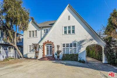 Los Angeles Single Family Home For Sale: 736 Crenshaw Boulevard