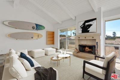 Malibu CA Condo/Townhouse For Sale: $759,500