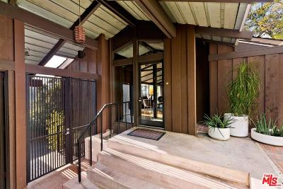 Studio City Single Family Home Active Under Contract: 3918 Fairway Avenue