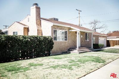 San Fernando Single Family Home Active Under Contract: 1404 De Garmo Street