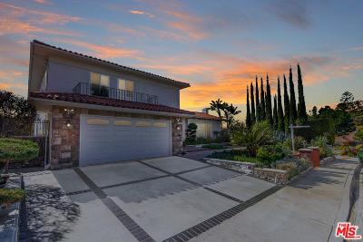Los Angeles CA Single Family Home For Sale: $2,899,000