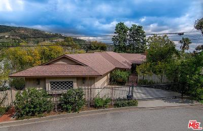 Los Angeles Single Family Home For Sale: 13336 Chalon Road
