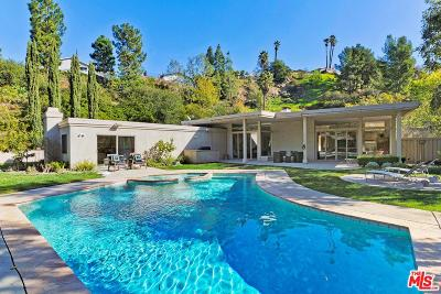 Studio City Single Family Home For Sale: 3180 Oakdell Road