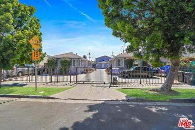 Residential Income For Sale: 6606 Brynhurst Avenue