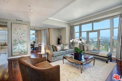 Los Angeles CA Condo/Townhouse For Sale: $3,100,000