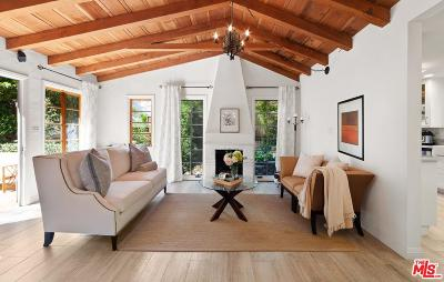 Beverly Hills CA Single Family Home For Sale: $1,099,000