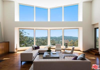Beverly Hills Single Family Home For Sale: 13800 Mulholland Drive