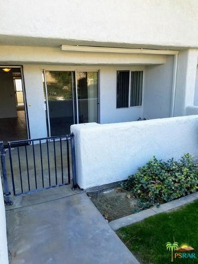 Cathedral City Condo/Townhouse Active Under Contract: 32505 Candlewood Drive #107