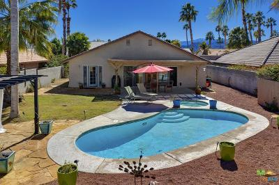 Cathedral City Single Family Home Active Under Contract: 68378 Descanso Circle