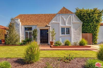 Los Angeles County Single Family Home Active Under Contract: 140 North Martel Avenue