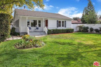 Tarzana Single Family Home Active Under Contract: 5664 Donna Avenue