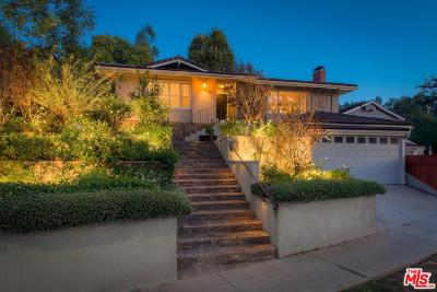 Sherman Oaks Single Family Home For Sale: 13818 Davana Terrace