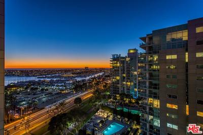 Marina Del Rey Condo/Townhouse For Sale: 13600 Marina Pointe Drive #1814