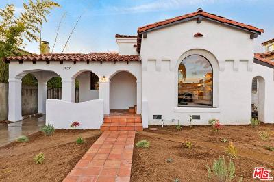 Los Angeles Single Family Home For Sale: 1757 South Ogden Drive