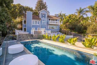 Los Angeles County Single Family Home For Sale: 7825 Torreyson Drive