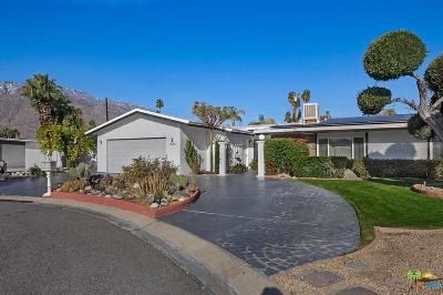 Palm Springs Single Family Home For Sale: 233 North Helena Circle