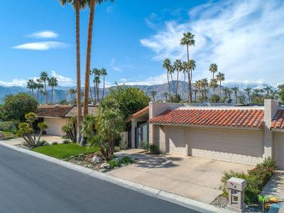 Rancho Mirage Single Family Home Active Under Contract: 23 Dartmouth Drive