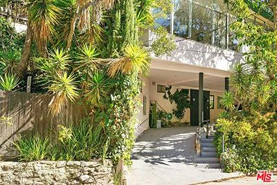 Beverly Hills Single Family Home For Sale: 1730 Franklin Canyon Drive