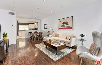 Santa Monica Condo/Townhouse Active Under Contract: 2405 34th Street #27