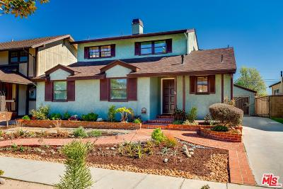 Single Family Home For Sale: 7410 El Manor Avenue