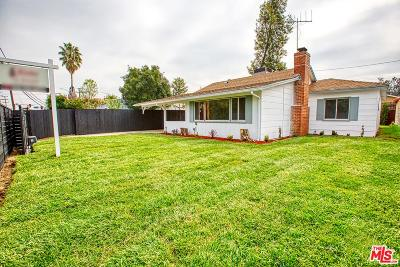 Tarzana Single Family Home For Sale: 18920 Oxnard Street