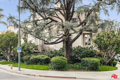 Toluca Lake Condo/Townhouse Active Under Contract: 10437 Moorpark Street