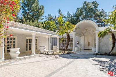 Beverly Hills Single Family Home For Sale: 1195 Tower Grove Drive