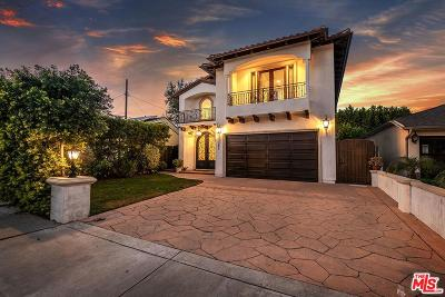 Studio City Single Family Home Active Under Contract: 11327 Valley Spring Lane