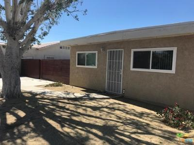 Cathedral City Single Family Home For Sale: 30455 Avenida Juarez