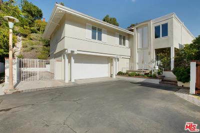 Pacific Palisades Single Family Home For Sale: 17175 Avenida De Santa Ynez