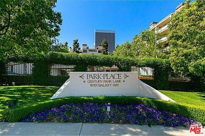 Los Angeles County Condo/Townhouse For Sale: 2122 Century Park Lane #415
