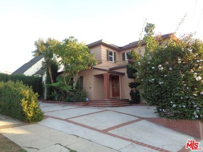 Los Angeles County Single Family Home For Sale: 4670 West 62nd Place